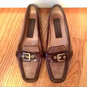 Coach Suede Loafer